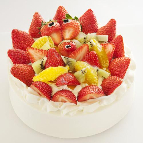 【店舗受取予約】イチゴいっぱいフルーツバースデー