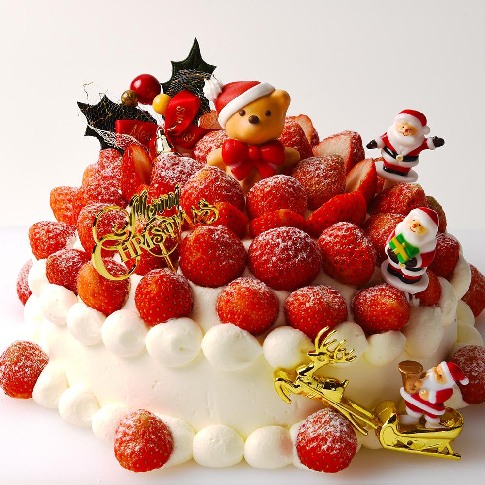 【店舗受取予約】プレミアムケーキ【2018クリスマス予約】