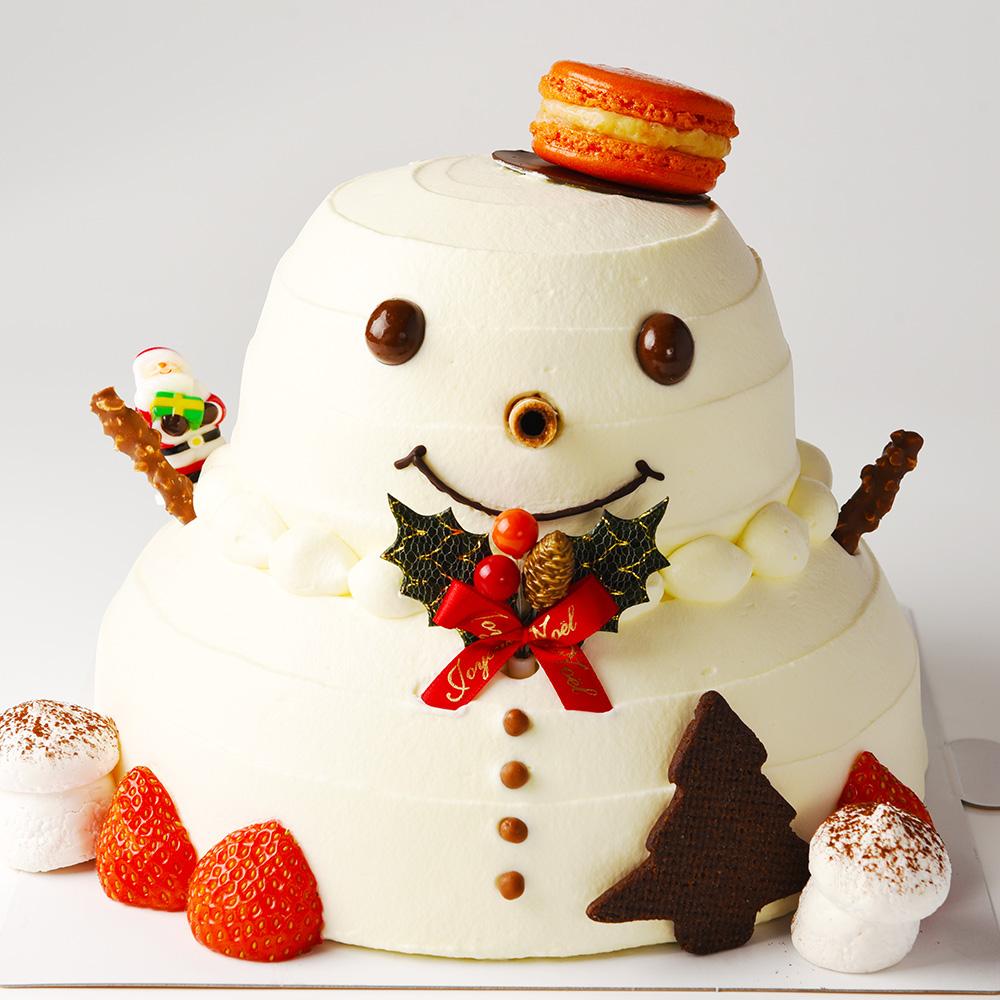 【店舗受取予約】スノーマン【2018クリスマス予約】
